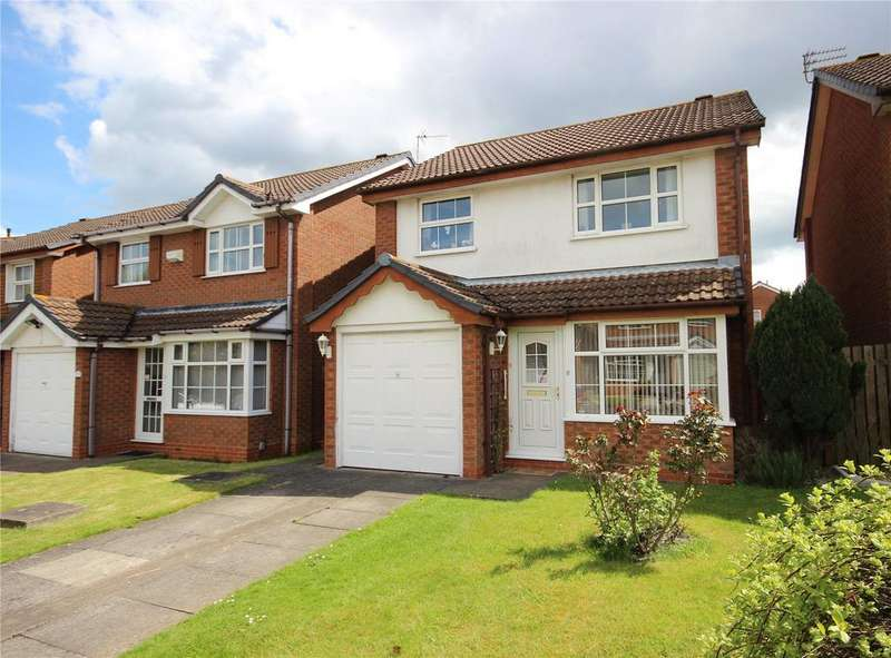 3 Bedrooms Detached House for sale in Silver Birch Close, Little Stoke, Bristol, BS34
