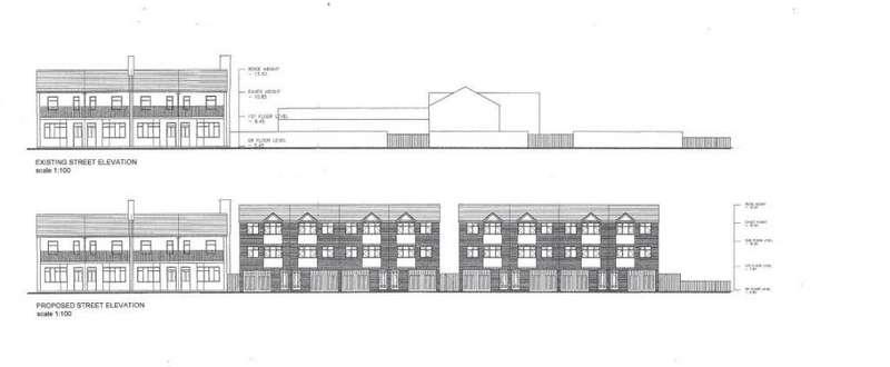 2 Bedrooms Land Commercial for sale in Queen Street, Queensferry, DEESIDE