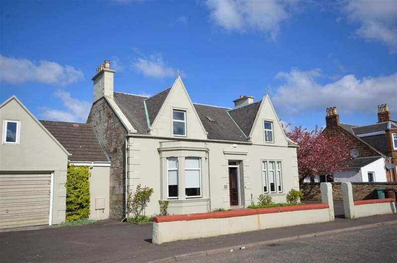 5 Bedrooms Detached Villa House for sale in 26 Caerlaverock Road, Prestwick, KA9 2JH