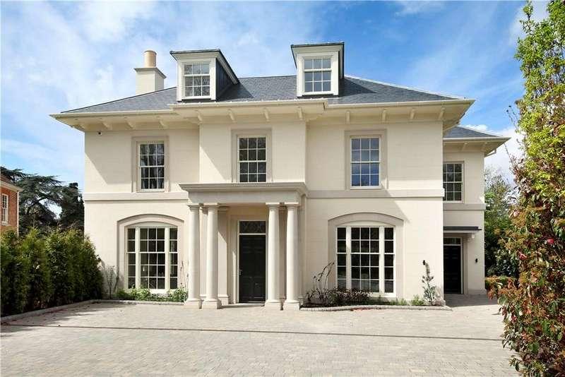 6 Bedrooms Detached House for sale in Eaton Park, Cobham, Surrey, KT11