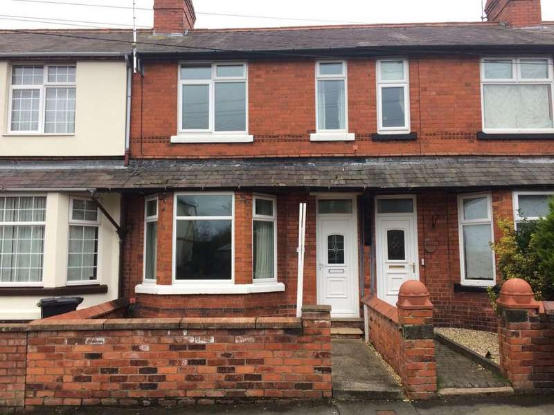3 Bedrooms Terraced House for sale in Primrose Street, Connahs Quay