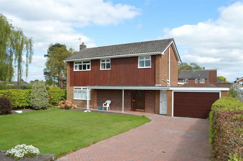 3 Bedrooms Detached House for sale in Weaverham Road, Sandiway