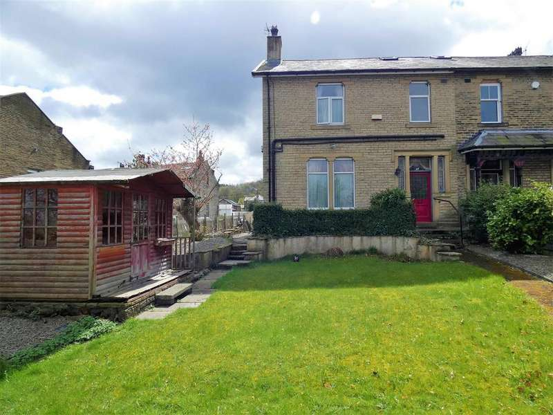 5 Bedrooms Semi Detached House for sale in Pasture Lane, Clayton, Bradford, BD14 6JY