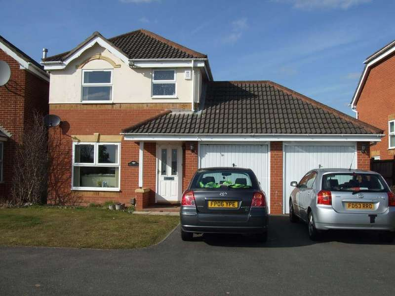 3 Bedrooms Detached House for sale in Tressell Way, Thorpe Astley, Leicester, Leicestershire, LE3 3RA