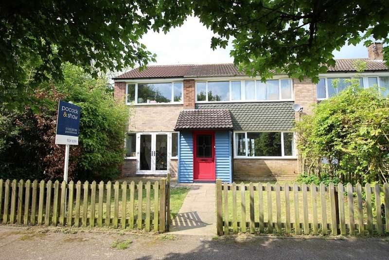 5 Bedrooms End Of Terrace House for sale in Hillfield Road, Comberton