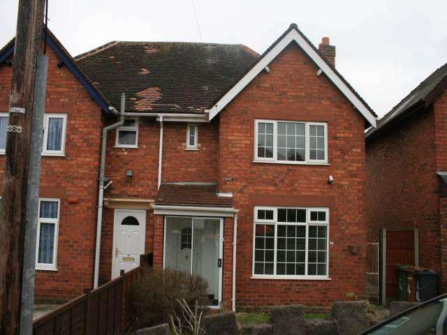 3 Bedrooms Semi Detached House for rent in Pine Street, Bloxwich, Walsall