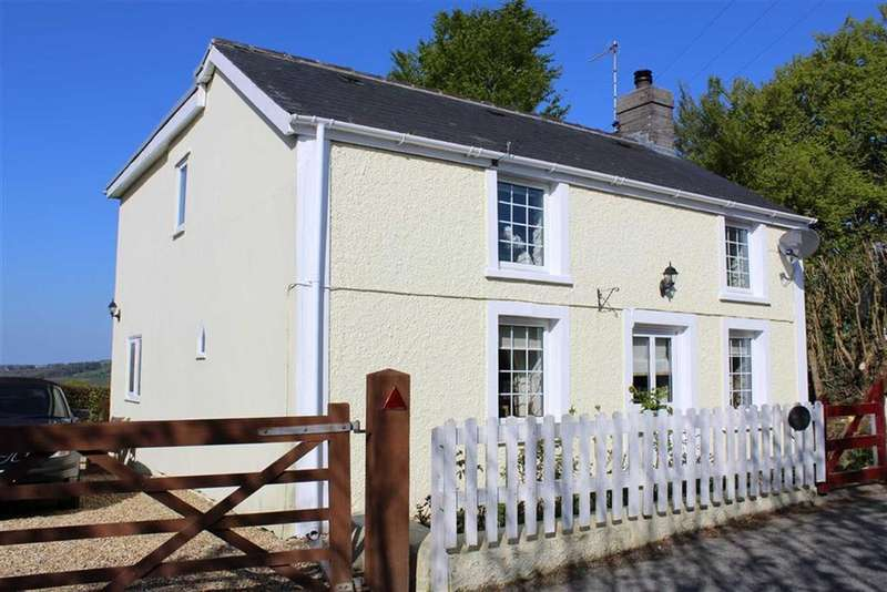 3 Bedrooms Cottage House for sale in Penrheol Cottage, Tyncelyn, Nr Tynreithyn, Tregaron, SY25