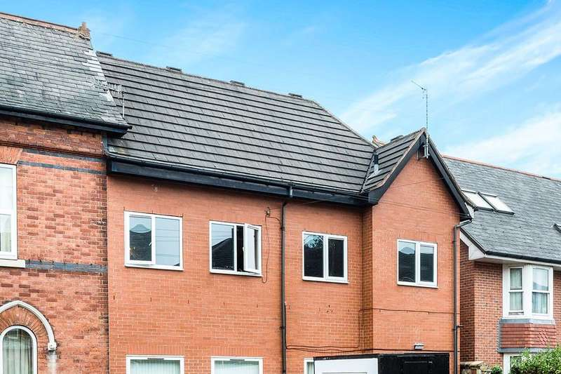 2 Bedrooms Flat for sale in Gladstone Road, Chesterfield, S40