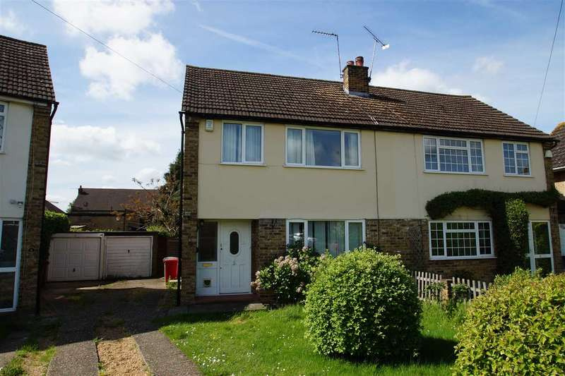 3 Bedrooms Semi Detached House for sale in Hurst Road, Burnham