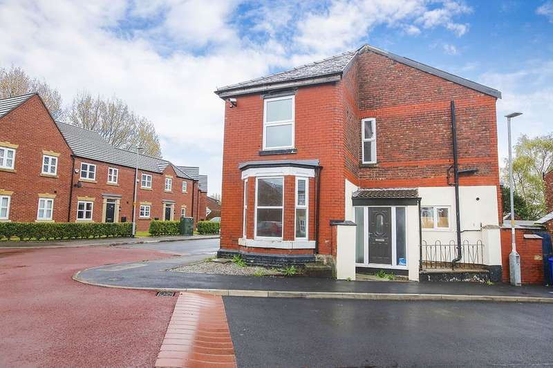 4 Bedrooms Terraced House for sale in Furnace Street, Hyde, SK14