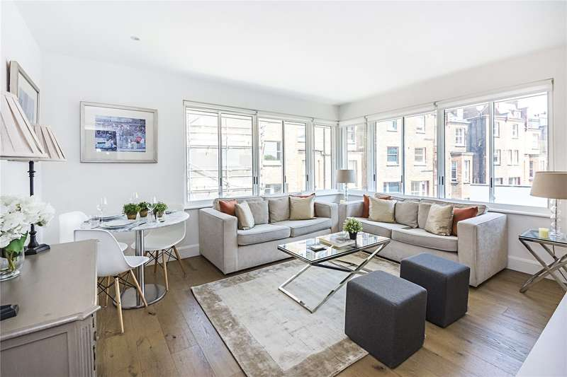 2 Bedrooms Flat for sale in Bristol House, 67 Lower Sloane Street, London, SW1W