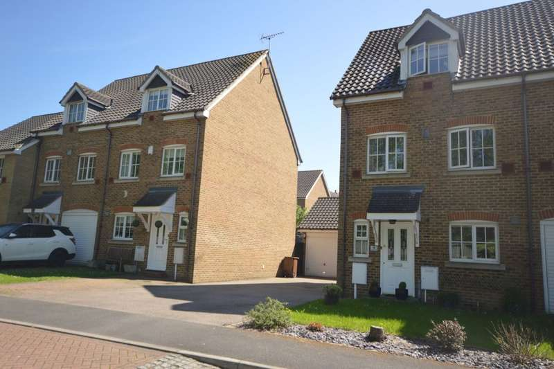 4 Bedrooms Property for sale in Guinness Drive, Wainscott, Rochester, ME3