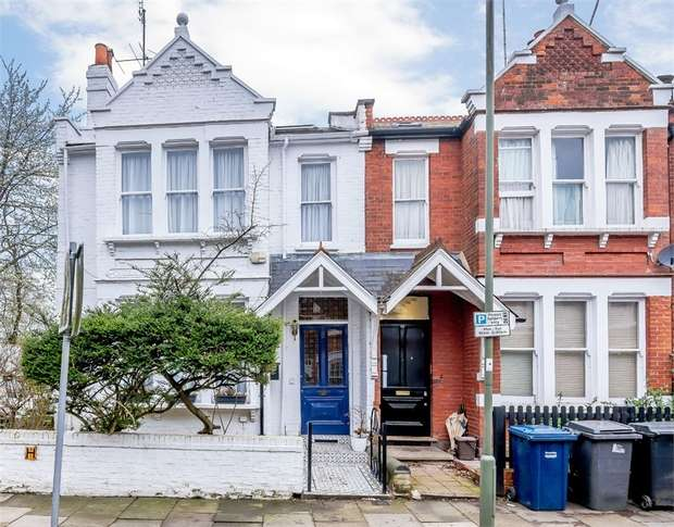 5 Bedrooms End Of Terrace House for sale in Ingram Road, London