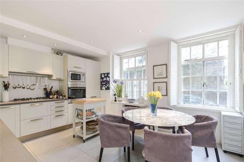 2 Bedrooms Flat for sale in Shrewsbury House, 42 Cheyne Walk, Chelsea, London, SW3