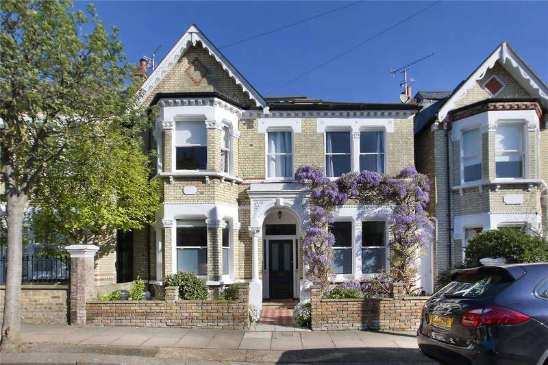 5 Bedrooms Detached House for sale in Honeywell Road, Battersea, London, SW11