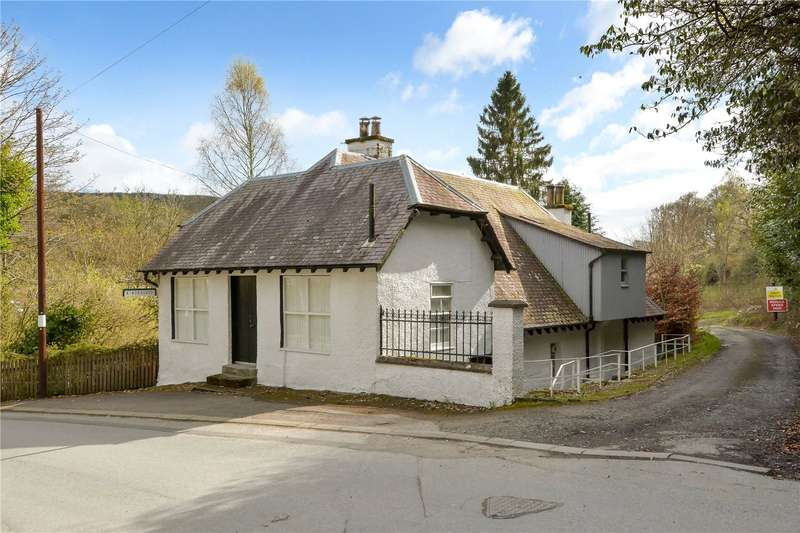 3 Bedrooms Detached House for sale in Kindrochet, Strathtay, Pitlochry, Perth and Kinross, PH9