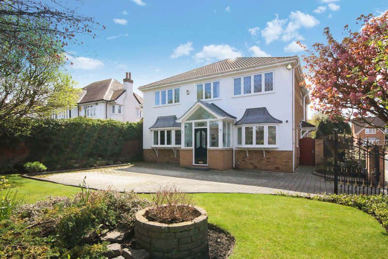 4 Bedrooms Detached House for sale in Grosvenor Road, Birkdale, Southport