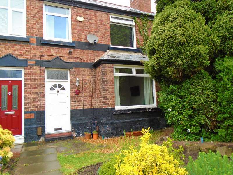 2 Bedrooms Terraced House for rent in Walkers Lane, Little Sutton, CH66