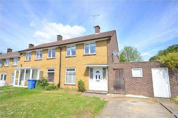 2 Bedrooms End Of Terrace House for sale in Lily Hill Road, Bracknell, Berkshire