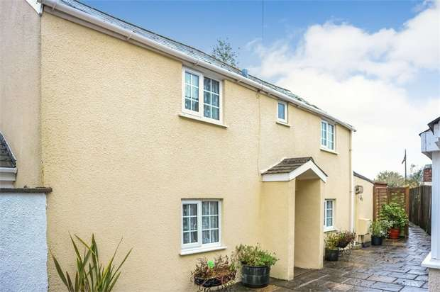 3 Bedrooms Link Detached House for sale in The Strand, Starcross, Exeter, Devon