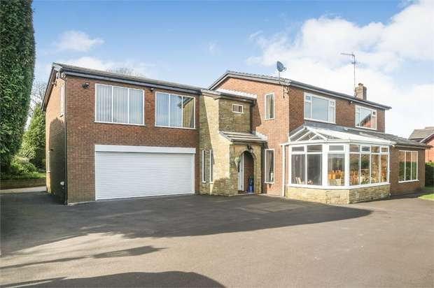 5 Bedrooms Detached House for sale in Brooklyn Avenue, Rochdale, Lancashire