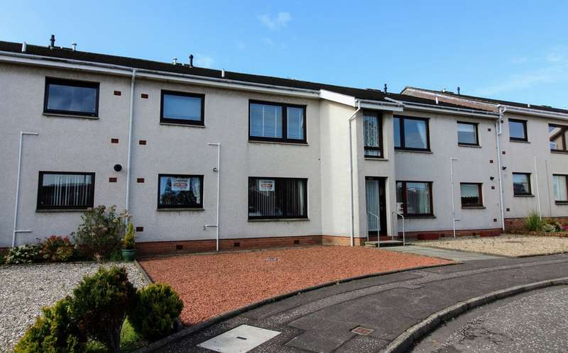 2 Bedrooms Property for sale in Briarhill Court, Prestwick, KA9