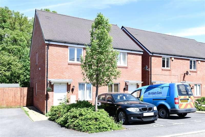 2 Bedrooms Semi Detached House for sale in Old Saw Mill Place, Amersham, Buckinghamshire, HP6