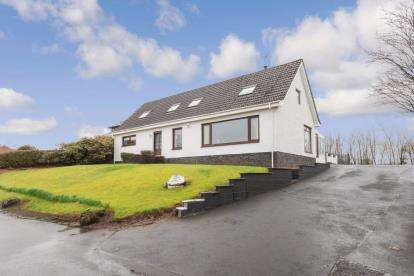 4 Bedrooms Detached House for sale in Cutstraw Road, Stewarton