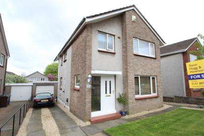 4 Bedrooms Detached House for sale in Gordon Avenue, Bishopton