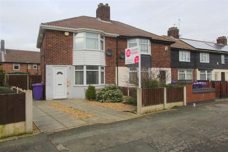 2 Bedrooms Town House for sale in Shortwood Road, Dovecot, Liverpool