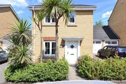 3 Bedrooms Detached House for sale in Barkway Drive, Locksbottom, Kent