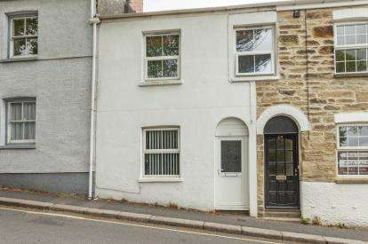 2 Bedrooms Terraced House for sale in Truro, Cornwall