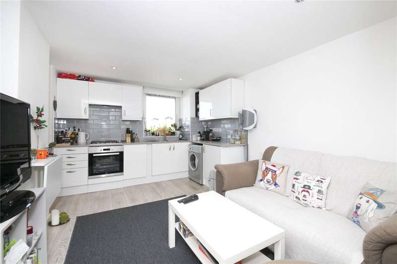 2 Bedrooms Flat for sale in Downham Road, Islington, N1