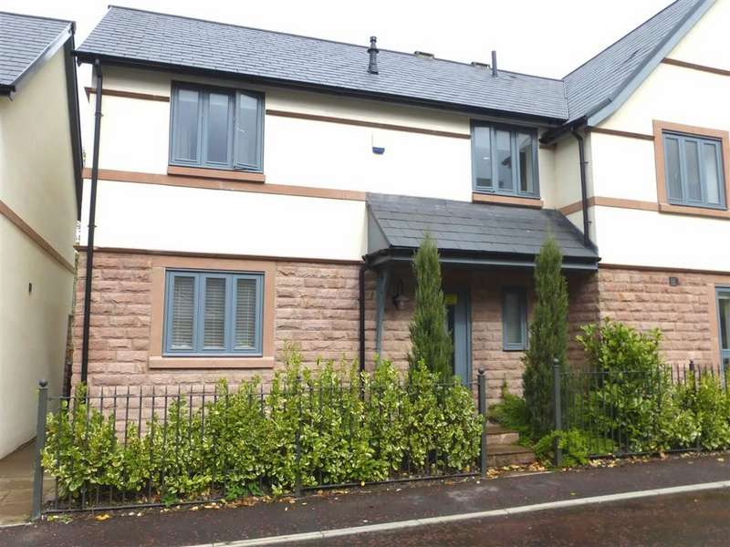 3 Bedrooms Semi Detached House for sale in Kershaw Drive, Lancaster, LA1