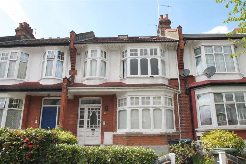 3 Bedrooms Flat for sale in Caversham Avenue, Palmers Green, London N13