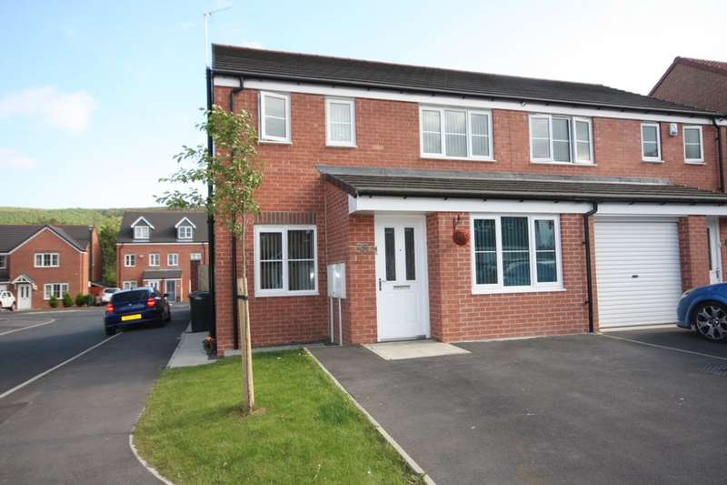 4 Bedrooms Semi Detached House for sale in Hunters Place, Guisborough, TS14