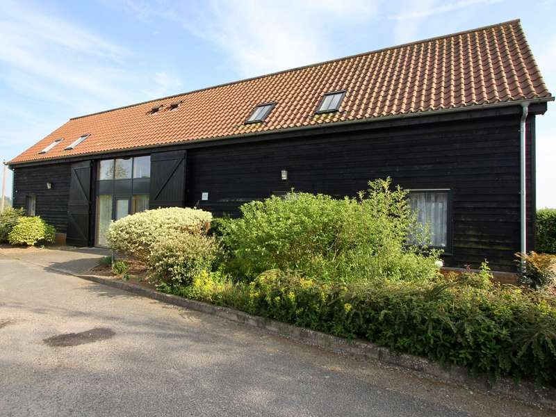 4 Bedrooms Detached House for sale in Old Church Road, Melton, Woodbridge, Suffolk