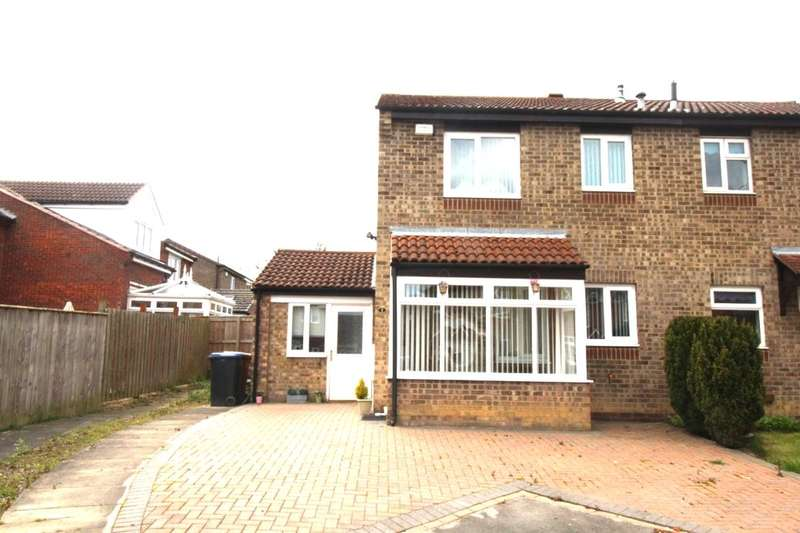 3 Bedrooms Detached House for sale in Fawn Close, Newton Aycliffe, DL5