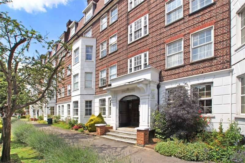 3 Bedrooms Flat for sale in Clarendon Court Sidmouth Road London
