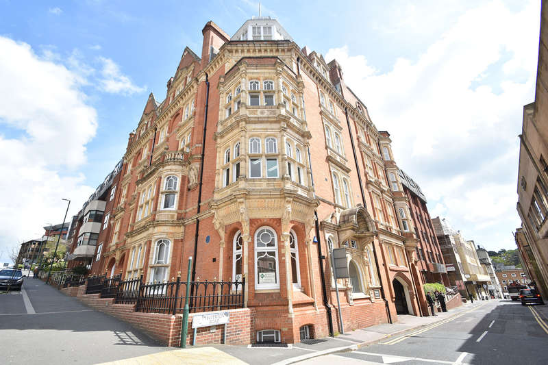Office Commercial for rent in The Granville Chambers (whole), 21 Richmond Hill, Bournemouth, BH2 6BJ