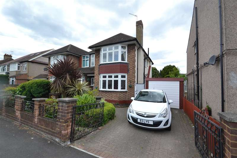3 Bedrooms Semi Detached House for sale in Harlington Road East, Feltham
