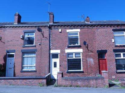 2 Bedrooms Terraced House for sale in Woodgate Street, Great Lever, Bolton, Greater Manchester, BL3
