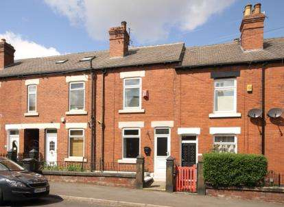 3 Bedrooms Terraced House for sale in Delf Street, Sheffield, South Yorkshire