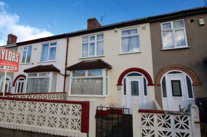 3 Bedrooms Terraced House for sale in Hall Street, Bedminster, Bristol