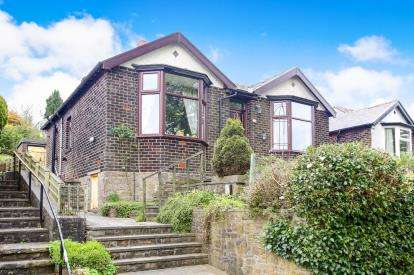 3 Bedrooms Bungalow for sale in Rock Bank, Whaley Bridge, High Peak, Derbyshire