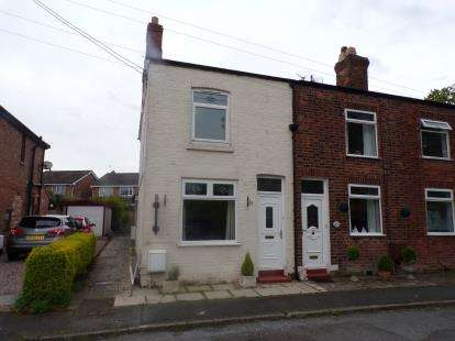 2 Bedrooms End Of Terrace House for sale in Snowdon Street, Barnton, Northwich, Cheshire