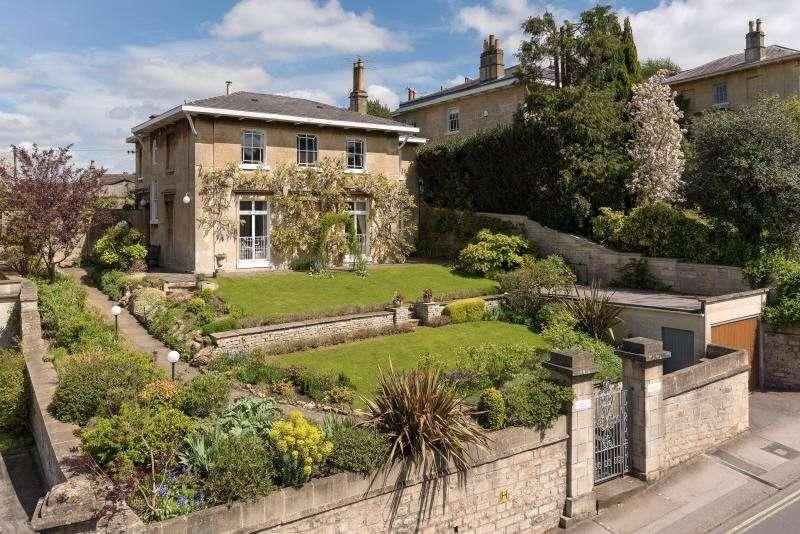 5 Bedrooms Detached House for sale in Cambridge Place, Bath, BA2