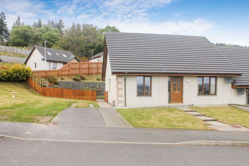 3 Bedrooms Semi Detached House for sale in Brude's Hill, Inverness, IV3 8AG