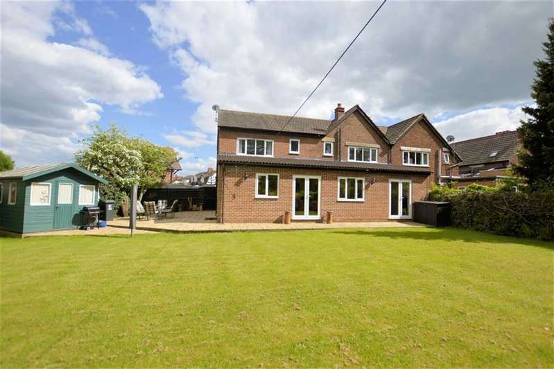 5 Bedrooms Semi Detached House for rent in Laburnum Road, Coopersale, Epping
