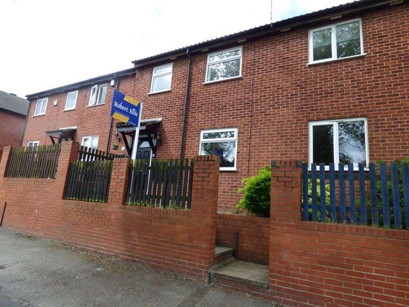 3 Bedrooms Terraced House for rent in Starch Lane. Sandiacre. NG10 5FB
